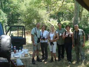 Spain Bird watching tours