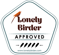 LONELY BIRDER APPROVED 5 plumas